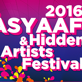 Exhibiting in 2016 ASYAAF and Hidden Artists Festival in Seoul,Korea.